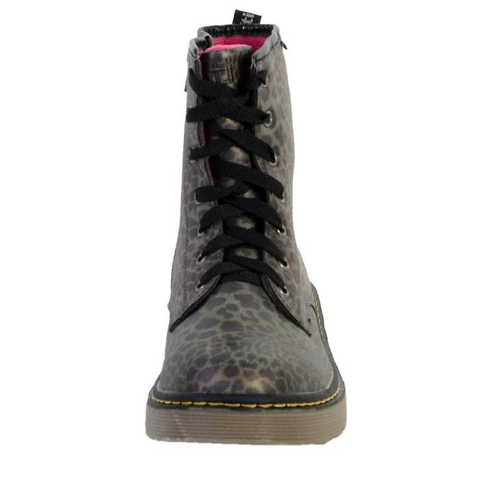 Chaussure botin mod leopardo multicolor Xti