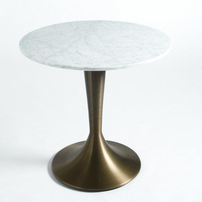 Tampo de mesa em mármore Ø75 cm, Aradan  AM.PM. image 0