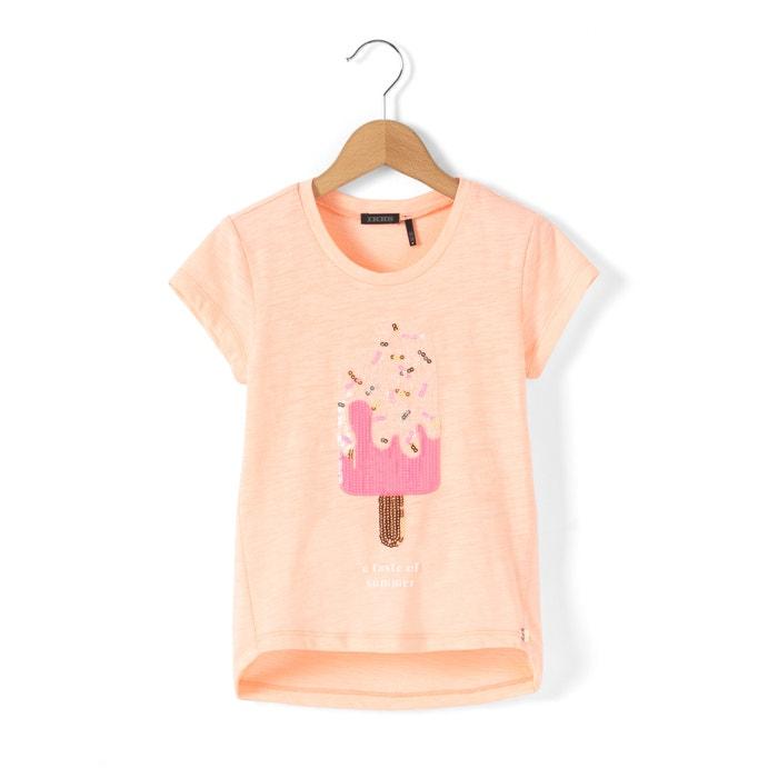 afbeelding T-shirt met zecchino's IKKS JUNIOR