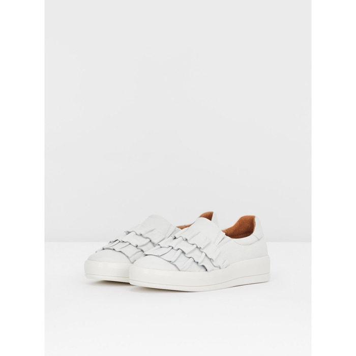 Baskets volants Bianco