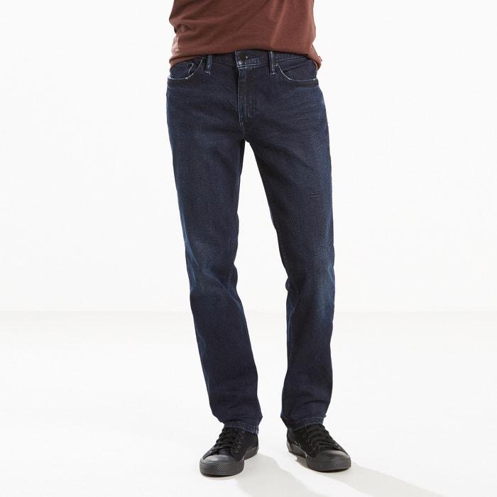 """Image Slim Fit Cotton Jeans, Inside Leg 28.5"""" LEVI'S"""