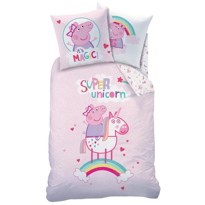 Bettwäsche Set Peppa Pig Für Kinder
