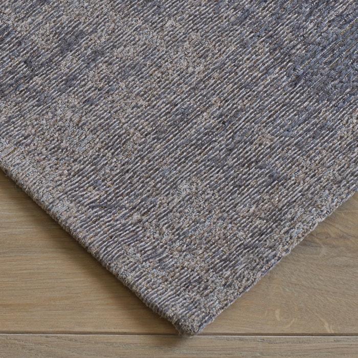 tapis esprit used milda la redoute interieurs gris la redoute. Black Bedroom Furniture Sets. Home Design Ideas