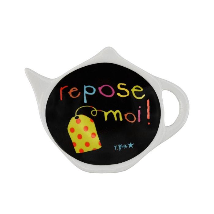 REPOSE SACHET THE - Repose moi ! - Noir