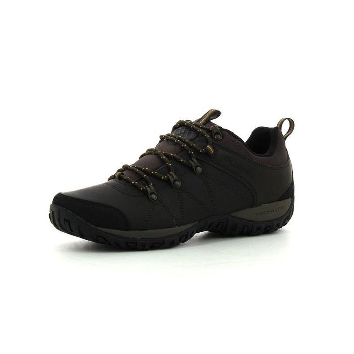 Peakfreak Venture Waterproof Shoes Men, cordovan, squash