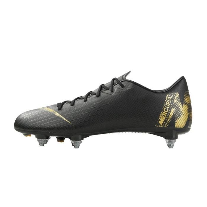 new arrivals ac437 27ac1 Chaussures football nike mercurial vapor xii academy sg-pro noir noir Nike    La Redoute