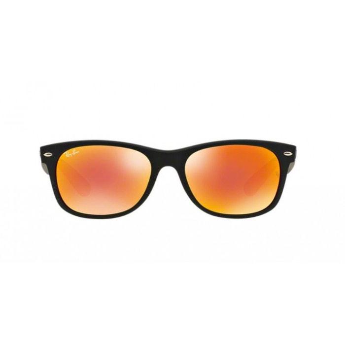 d6ceacd5517 Lunettes de soleil new wayfarer rb2132 orange Ray-Ban