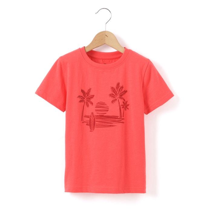 "Image T-shirt ""palmiers"" 3-12 ans abcd'R"