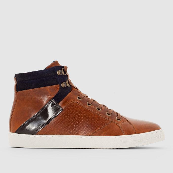 Image Sneakers aus Leder La Redoute Collections
