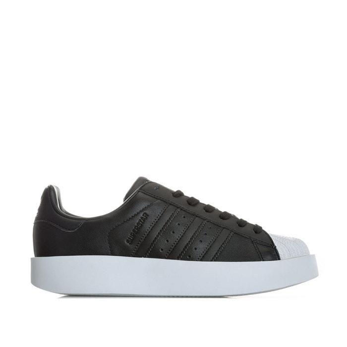 Baskets superstar bold noir Adidas Originals Choix Prix Pas Cher 750b9nU