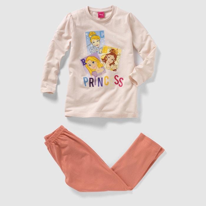 Pijama em jersey PRINCESAS 2-8 anos
