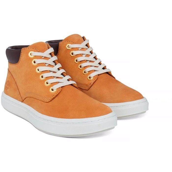 Londyn chukka - chaussures femme - marron Timberland