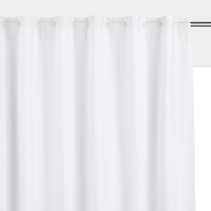 Tenda in lino/cotone patte nascoste TAIMA  La Redoute Interieurs image 0