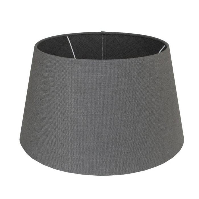 abat jour conique 30 cm natacha b la redoute. Black Bedroom Furniture Sets. Home Design Ideas