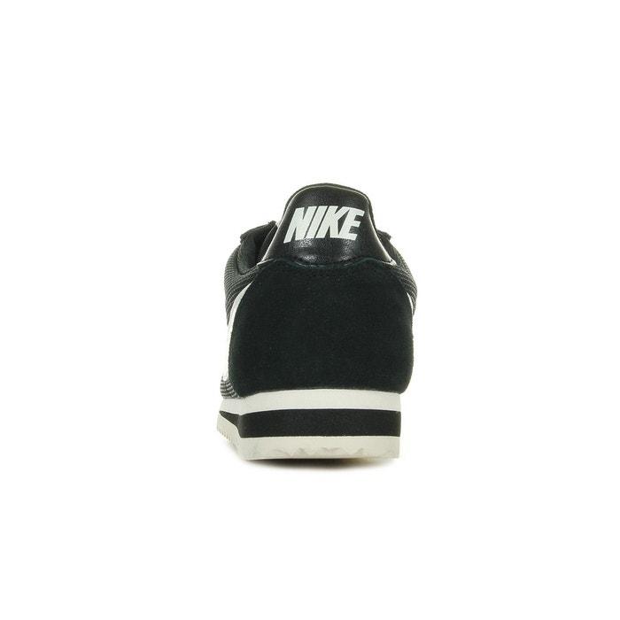 Baskets femme wmns classic cortez nylon noir Nike