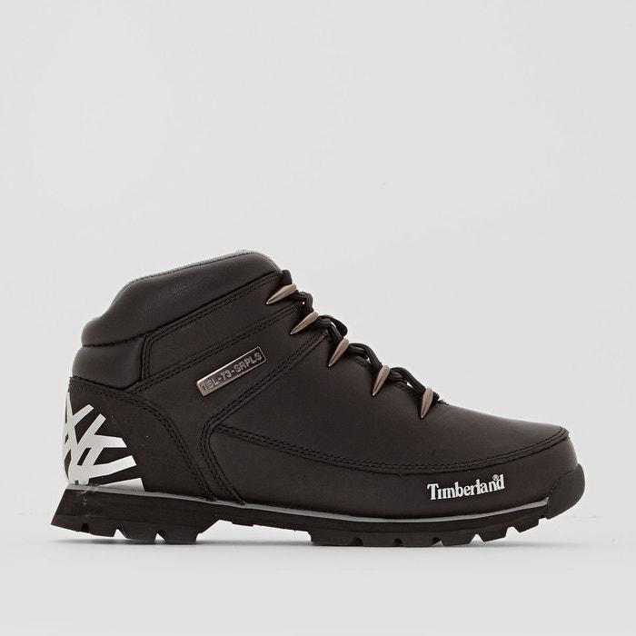 347287d9a73 Baskets montantes euro sprint hiker noir Timberland