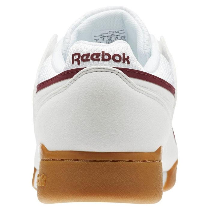 Workout plus mvs blanc Reebok Classics