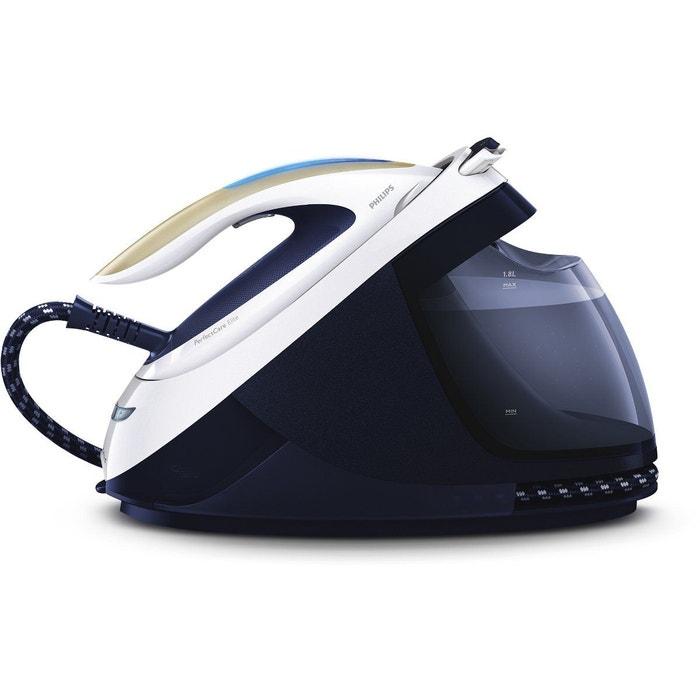 centrale vapeur philips gc9611 20 perfectcare elite bleu et blanc philips la redoute. Black Bedroom Furniture Sets. Home Design Ideas