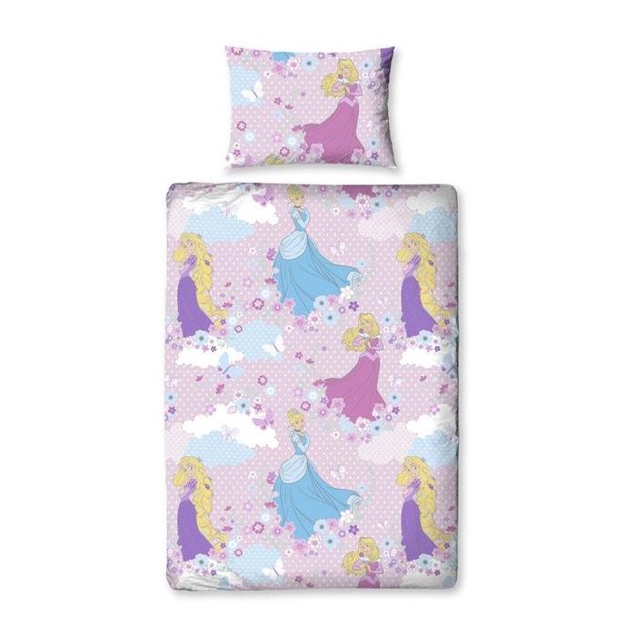 pack complet lit aurore princesse disney lit matelas parure couette oreiller bleu rose. Black Bedroom Furniture Sets. Home Design Ideas