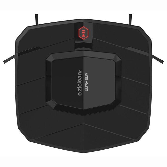 aspirateur robot ultra slim black v2 noir eziclean la. Black Bedroom Furniture Sets. Home Design Ideas