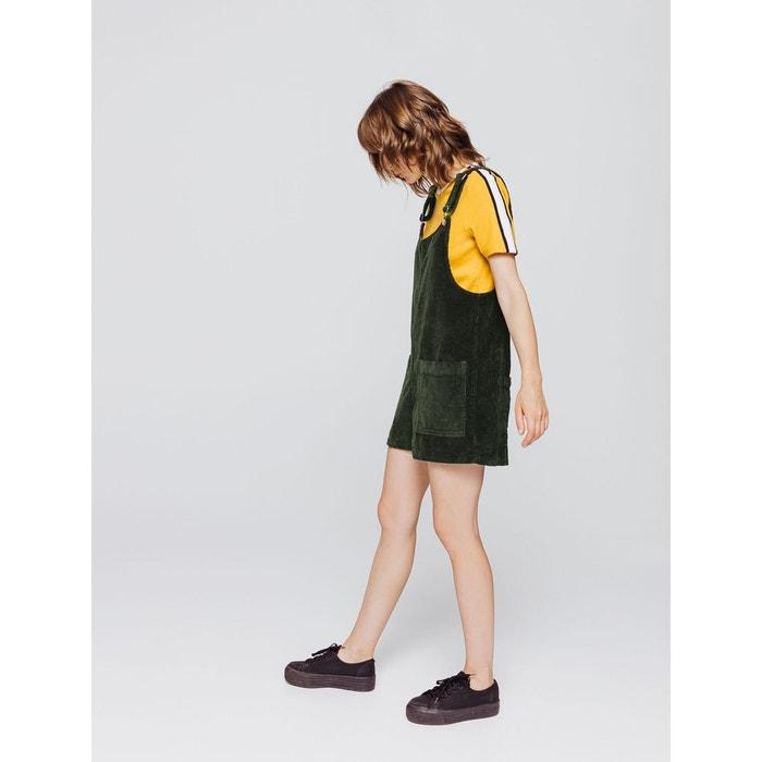 boutique pour officiel design élégant produits chauds Salopette short velours