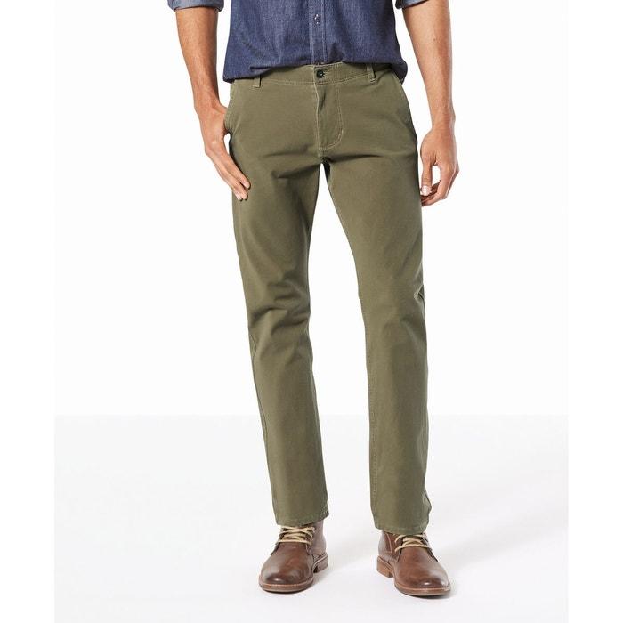 Pantalon chino slim tapered stretch smart 360 flex Dockers   La Redoute d8e07465916e