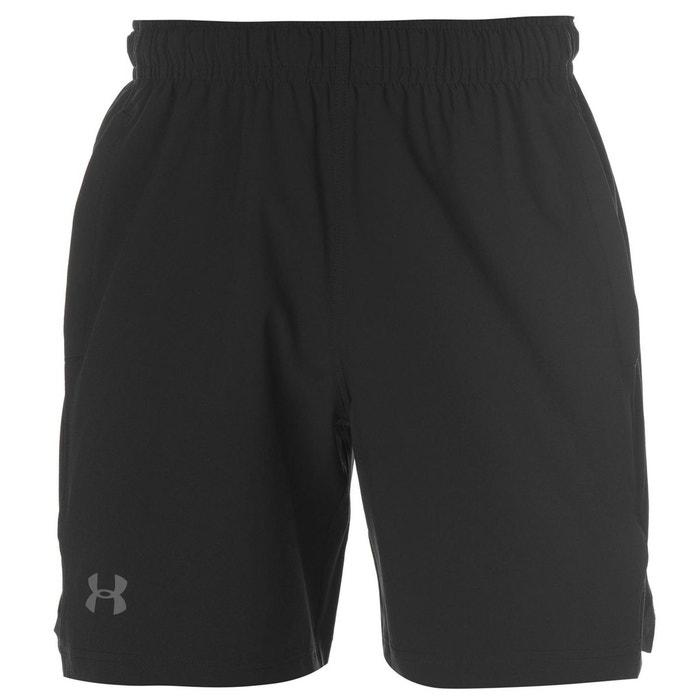 Short sportif taille élastique noir Under Armour  5e1d6113395