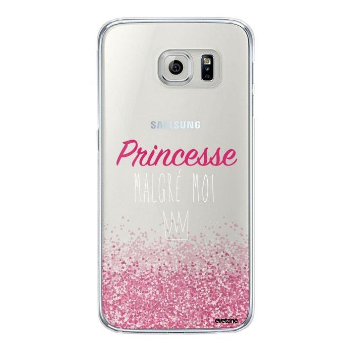 coque galaxy s6 princesse