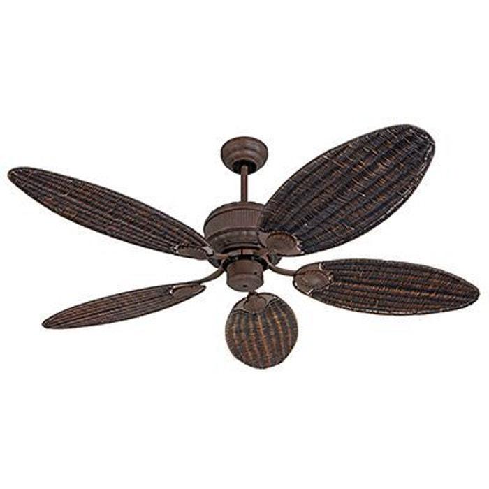 ventilateur de plafond caribbean dream silencieux casafan boutica design la redoute. Black Bedroom Furniture Sets. Home Design Ideas