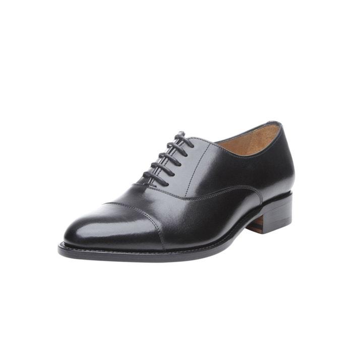 Vue Rabais Richelieu captoe en noir noir Shoepassion Choisir Un Meilleur Pas Cher En Ligne Footlocker En Ligne NaPT5Ki0x