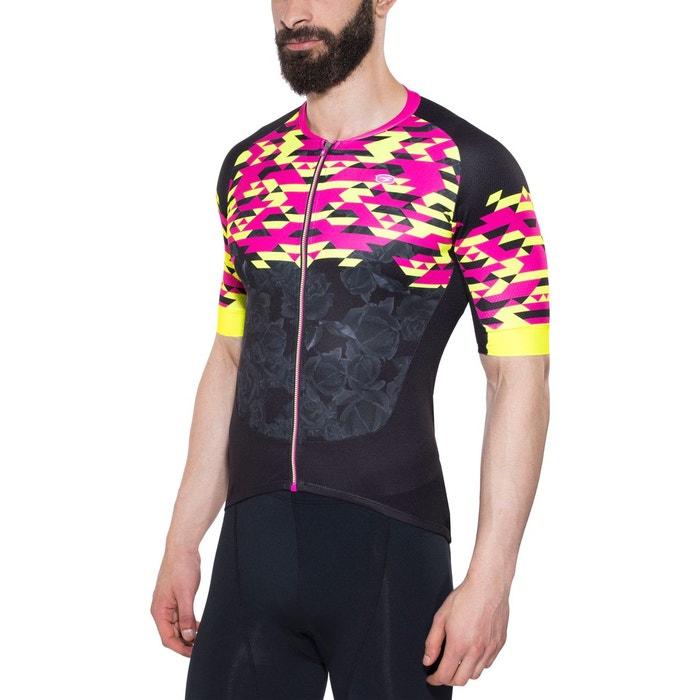 Rs training - maillot manches courtes homme - rose noir noir Sugoi ... 6c8636883