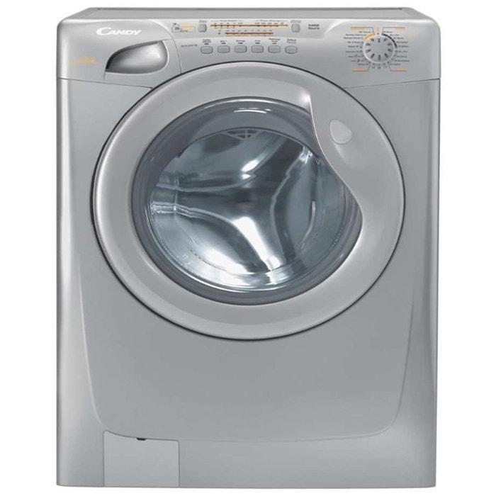 lavante s chante 9 6kg grand o candy csw496ds47 gris candy la redoute. Black Bedroom Furniture Sets. Home Design Ideas