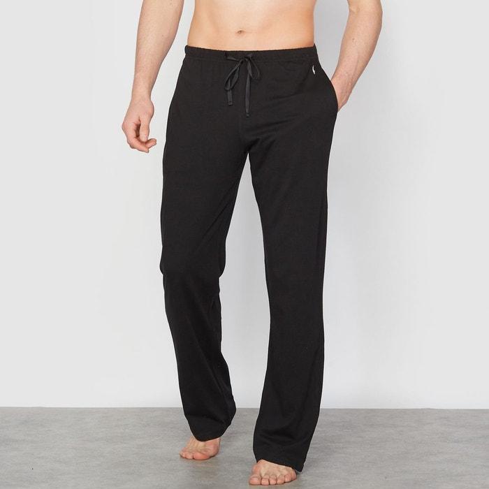 pantalon en jersey polo ralph lauren la redoute. Black Bedroom Furniture Sets. Home Design Ideas