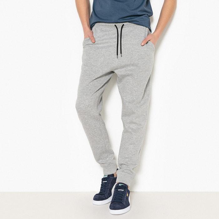 Elasticated waist fleece joggers 751e4df631f