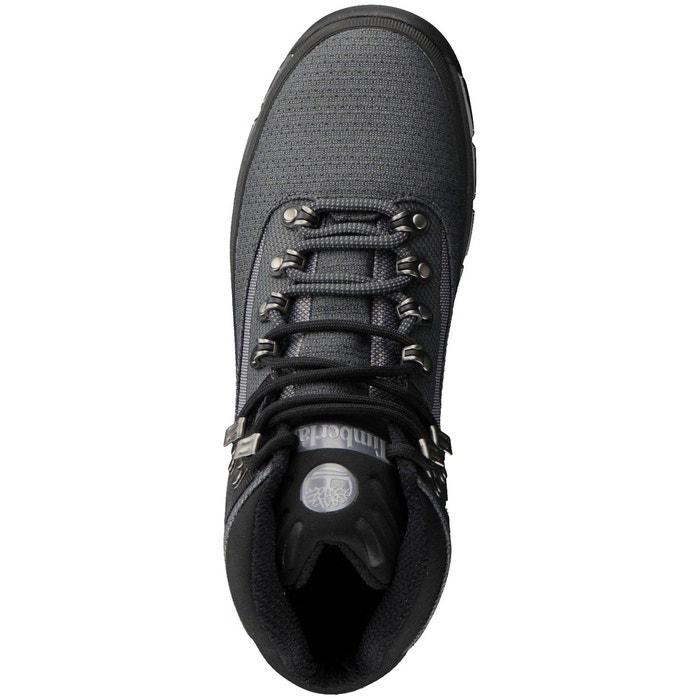 Chaussure euro hiker jacquard grey grey Timberland