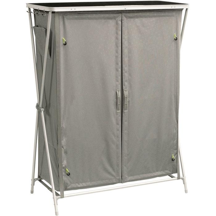 martinique armoire de camping gris gris outwell la. Black Bedroom Furniture Sets. Home Design Ideas