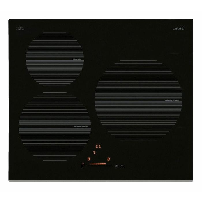 cata table de cuisson induction isb 603 bk 60cm noire couleur unique cata la redoute. Black Bedroom Furniture Sets. Home Design Ideas