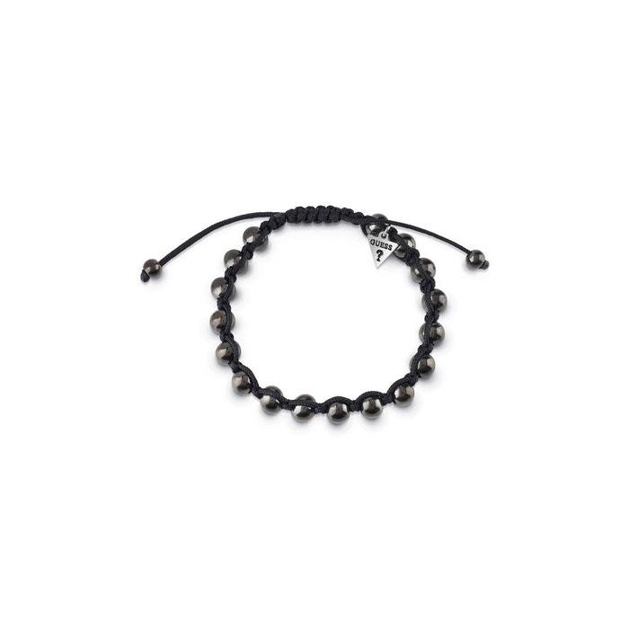 Bracelet perles guess intense argent Guess | La Redoute Payer Avec Visa De Sortie nBAVVcs