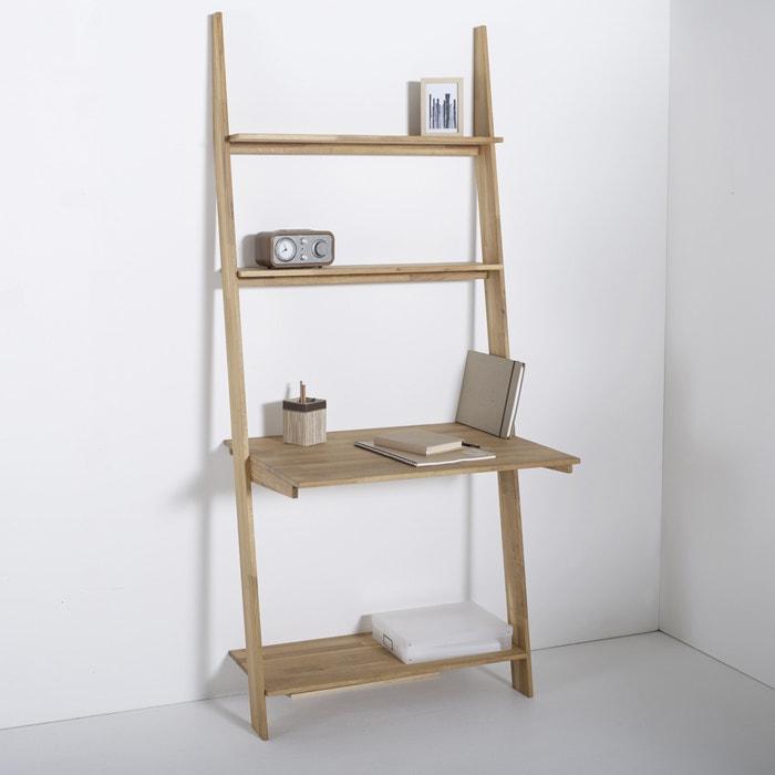 Domeno wall mounted shelving unit desk la redoute - Alinea rangement bureau ...