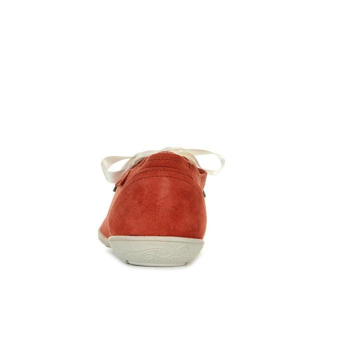 Baskets femme game sud masai rouge/blanc Palladium