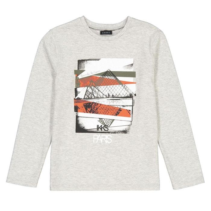362076d57 T-shirt manches longues 4 - 14 ans