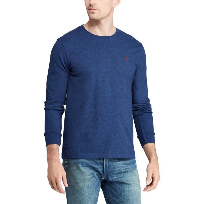 Manches Jersey Longues T Shirt Coton De En 3RSAc4q5jL