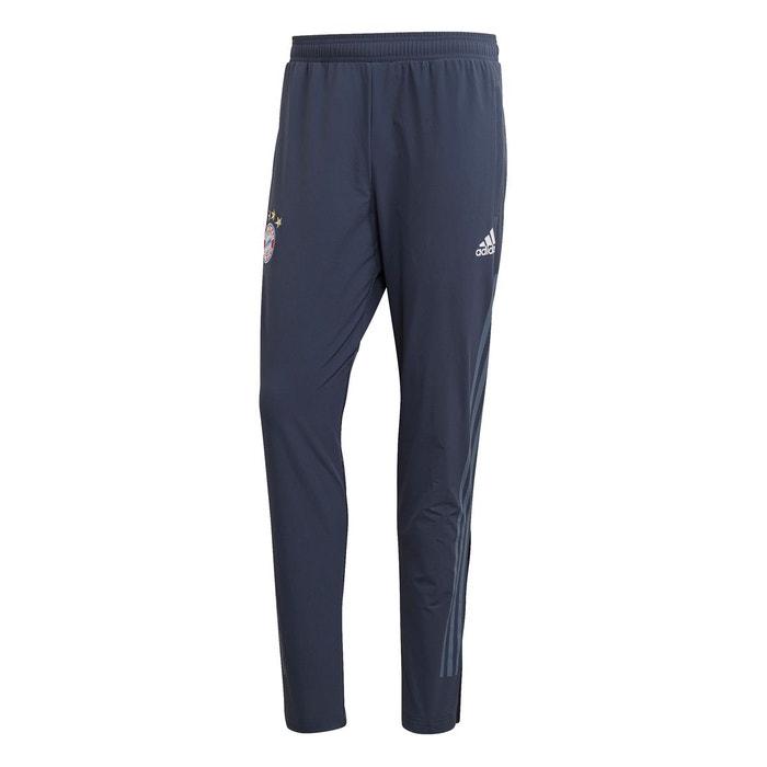 cf47b6b9334 Pantalon bayern munich training 2018-19 bleu gris Adidas
