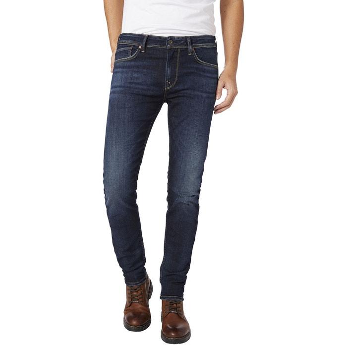 Jeans taglio skinny FINSBURY POWERFLEX  PEPE JEANS image 0