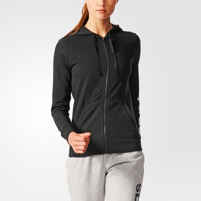 Image Sweat zippé à capuche, coton ADIDAS PERFORMANCE