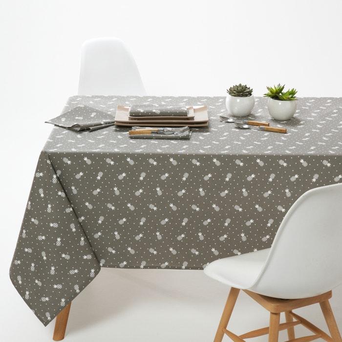Agasta printed tablecloth la redoute interieurs la redoute - La redoute interieurs ...
