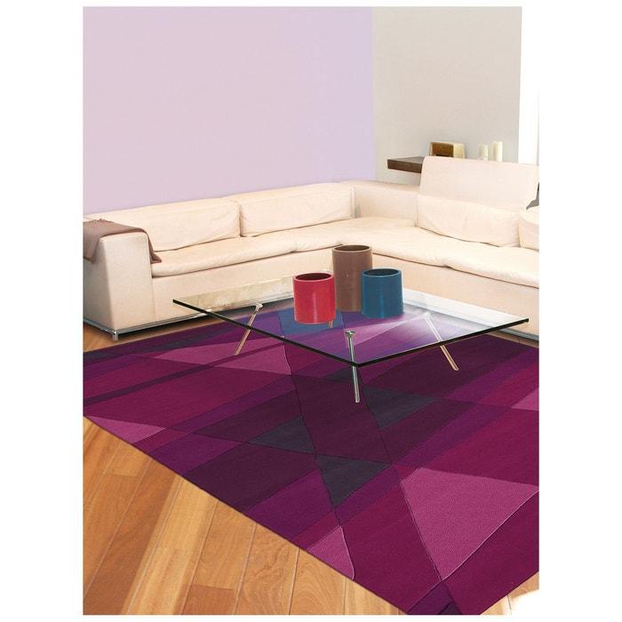 Tapis de Salon Moderne Design LUMINOUS - Acrylique