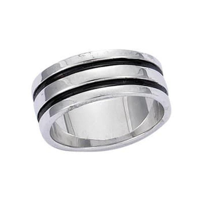 Bague alliance anneau argent 925 couleur unique So Chic Bijoux | La Redoute Sortie 2018 Unisexe 73UPq4