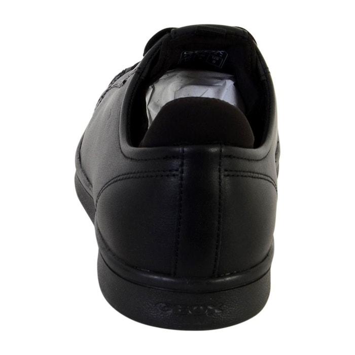 Basket warrens a black noir Geox