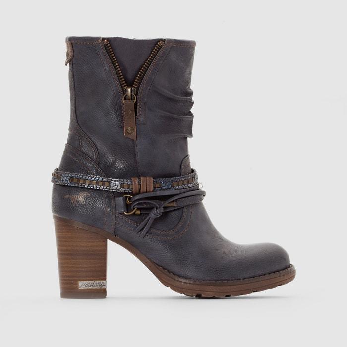 Image Boots à talon 1233502 MUSTANG SHOES